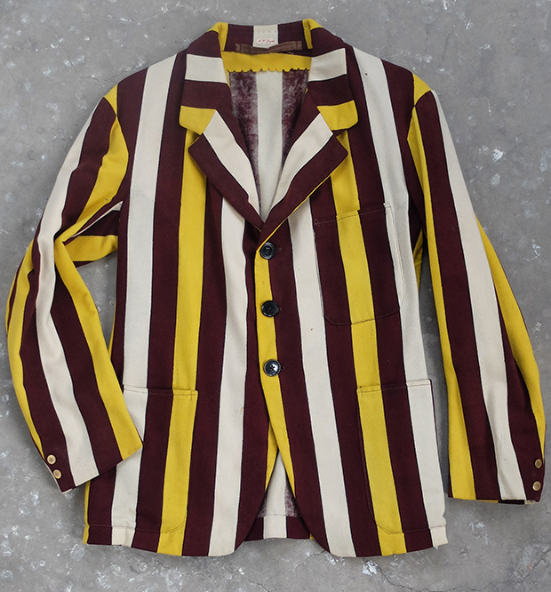 Striped University Blazer (00125)