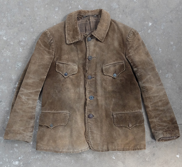 Heavy Cord French Hunting Jacket