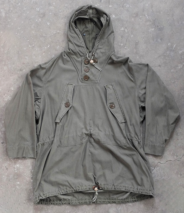 US Army Pullover Hooded Smock (00604)