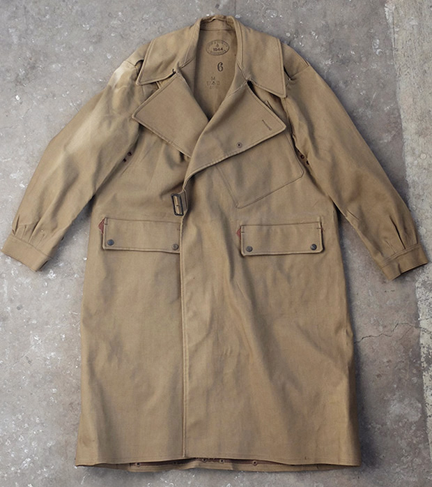 1944 British Army Despatch Riders Coat (00712)