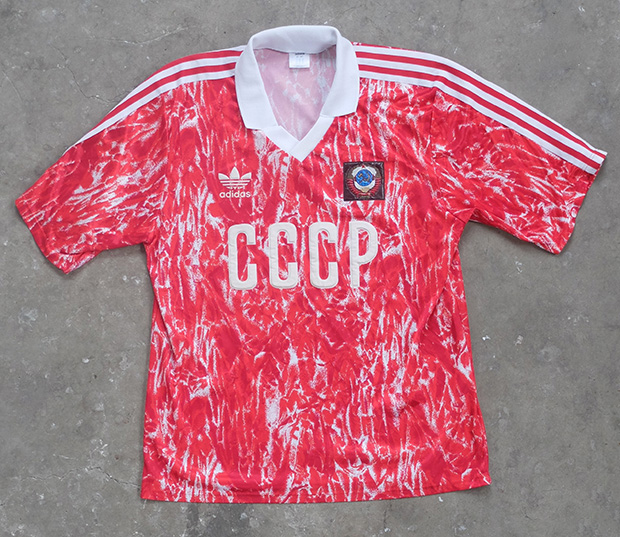 Soviet Union Football Shirt (01301)