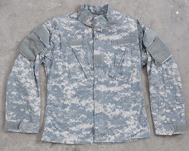 US Army Pixelated Camouflage Jacket (01630)